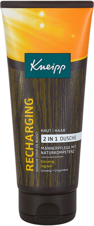Kneipp Recharging 2in1 Ginseng-Ingwer Duschgel (200ml)