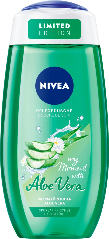 Nivea my moment with Aloe Vera Duschgel (250ml)