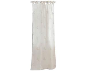 Loberon Flowers 135x250cm weiß