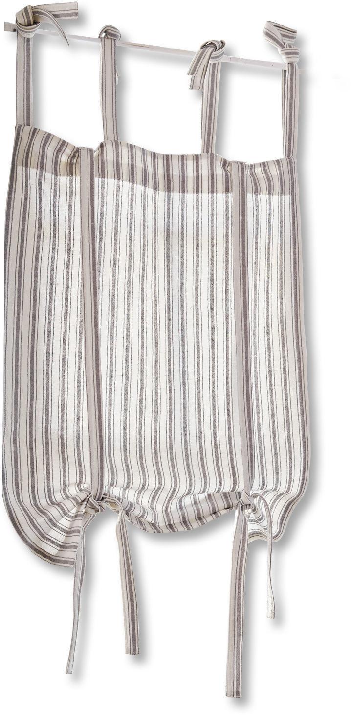 Loberon Komrat 45x70cm weiß