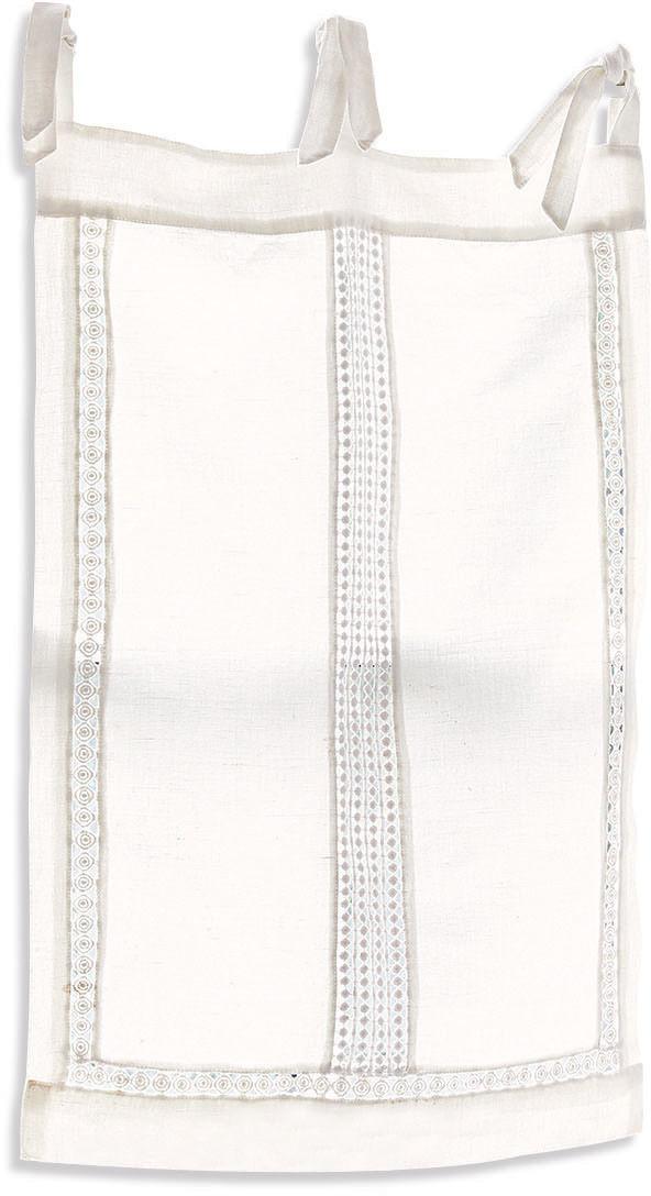 Loberon Resalo 45x70cm weiß