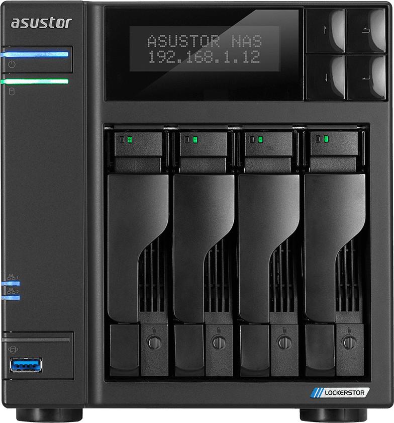 Image of ASUSTOR Lockerstor 4 AS6604T
