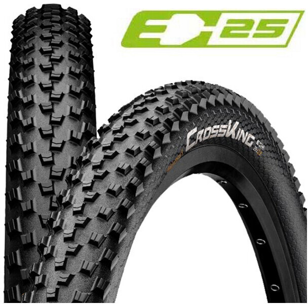 Continental Cross King Performance Clincher-Reifen 27,5 x 2,00 (50-584) E-25 black