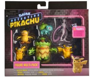 Boti Pokémon Figuren Multi Pack 6 Figuren je ca. 5 cm groß