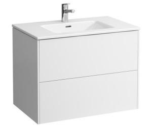Laufen Pro S Waschtisch mit Base weiß matt (H8649612601041)
