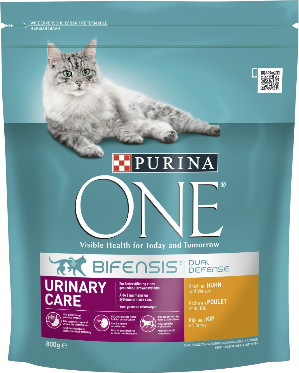 Purina One UrinaryCare Huhn 800g
