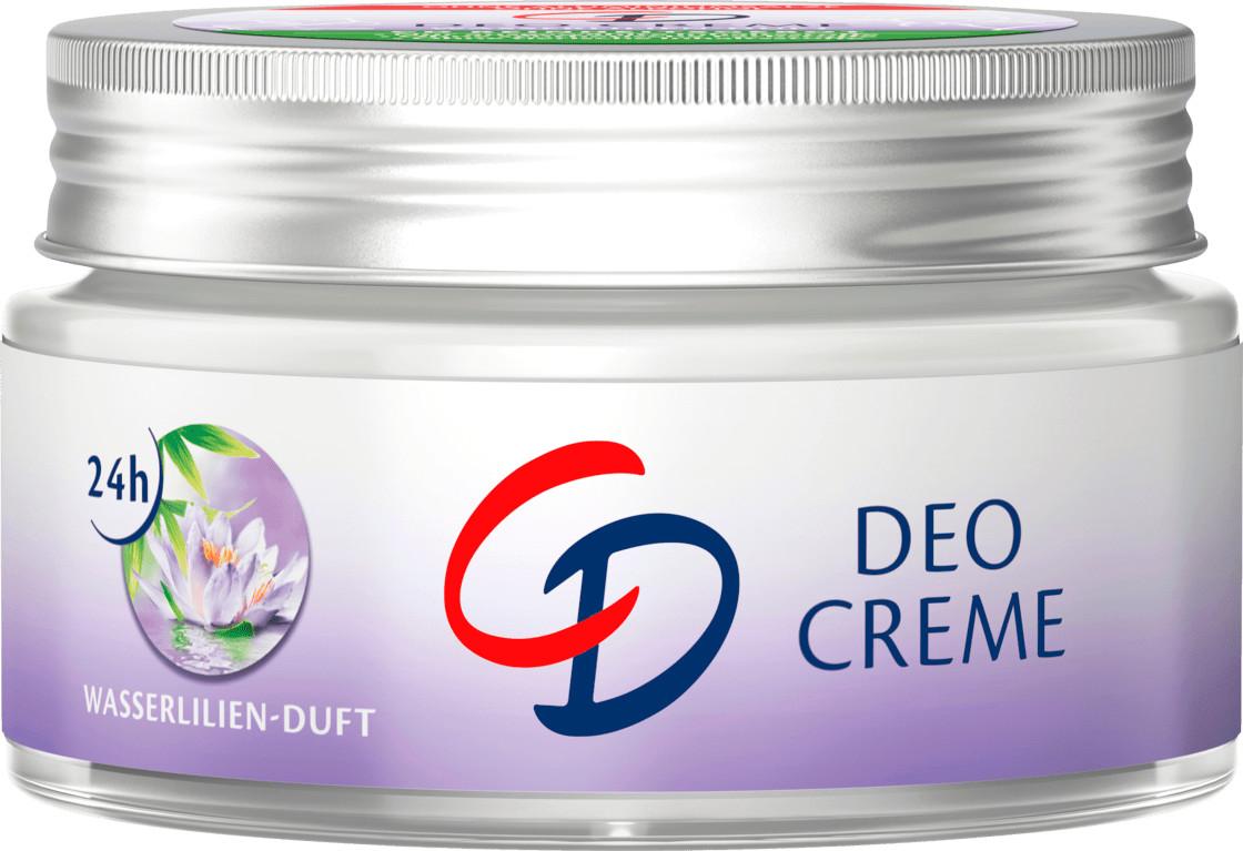 CD Deo Creme Deodorant Wasserlilie (50 ml)