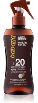 Babaria Sun Protective Sonnenöl SPF 20 (200 ml)