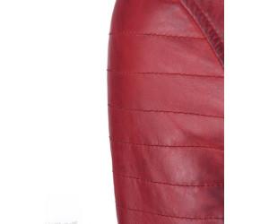 JCC Lederjacke DI-002 red