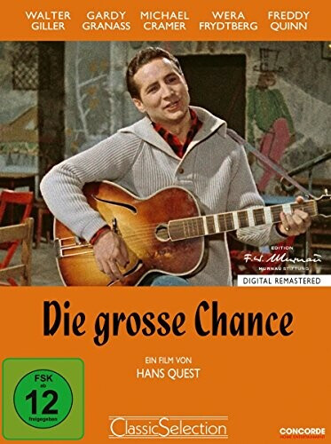 Die Grosse Chance [DVD]