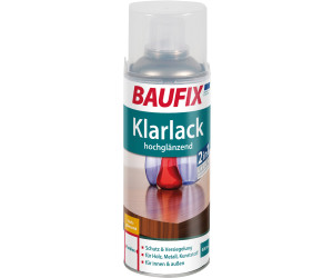 Baufix Klarlack 400 ml