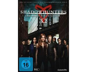 Shadowhunters - Staffel 3.2 [DVD]
