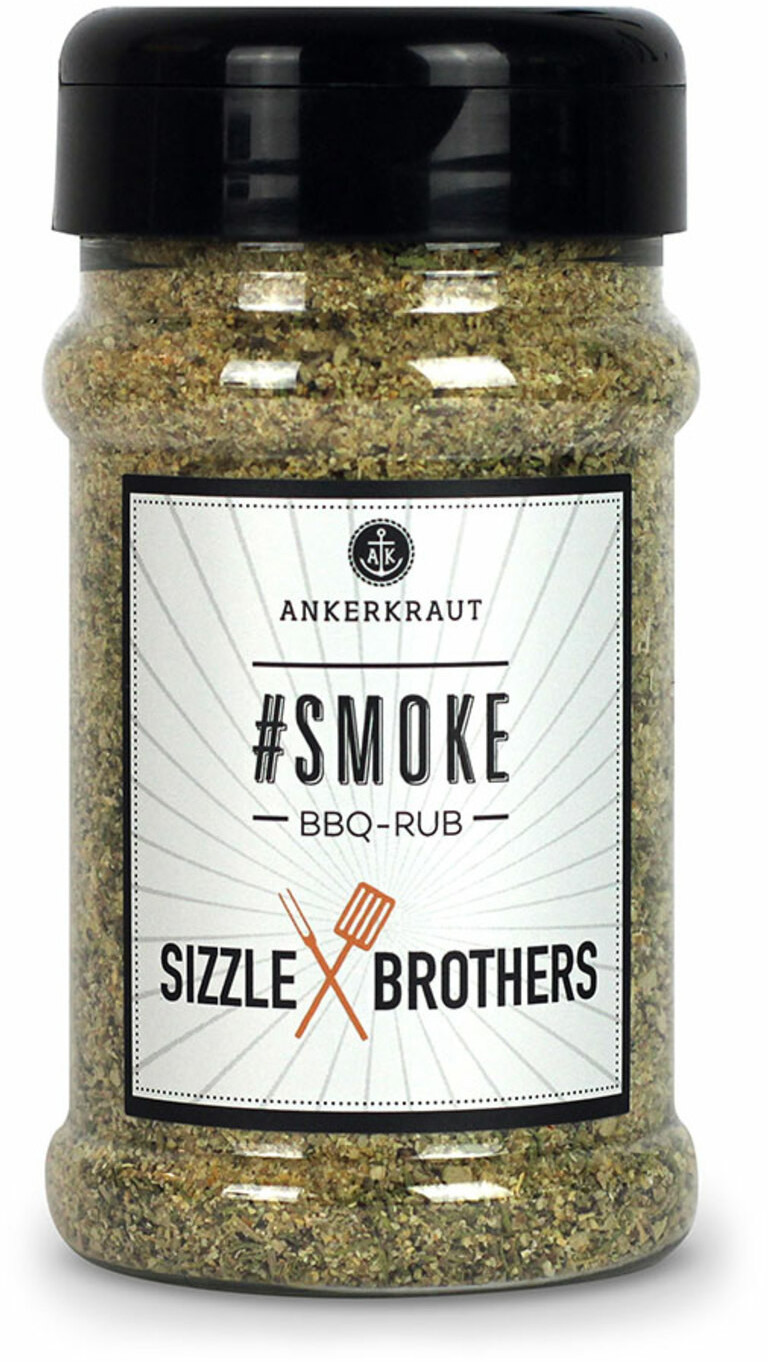Ankerkraut #Smoke BBQ-Rub (200g)