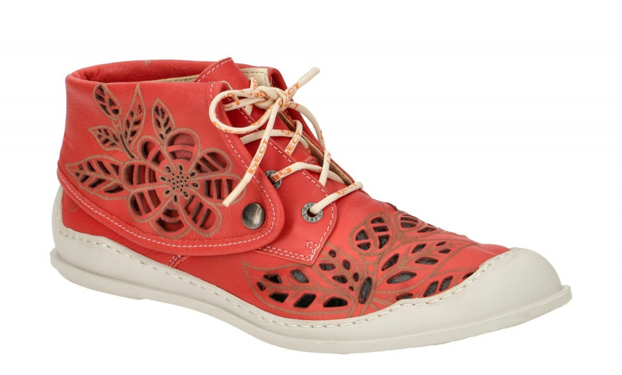 Eject Shoes Sommerstiefeletten Eject Ciber rot (15222.007)