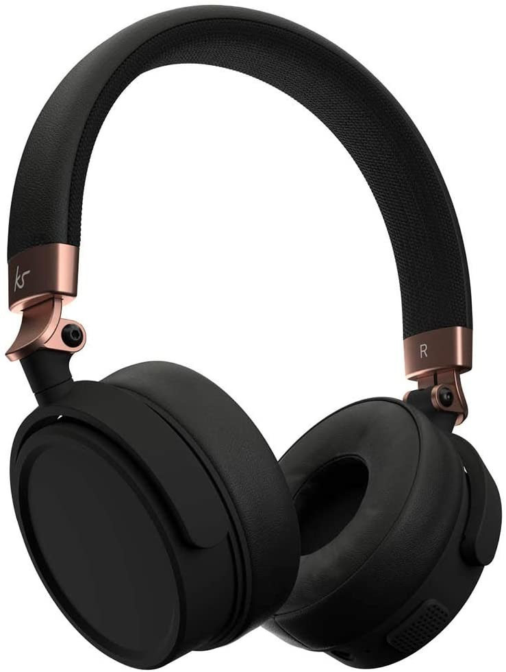 Image of Kitsound Accent 60 Wireless Bluetooth Headphones