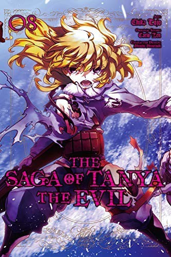 Image of The Saga of Tanya the Evil Vol. 8