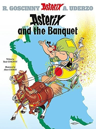 Image of Asterix and the Banquet: Album 5