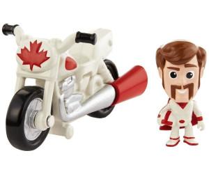 Mattel Toy Story 4 Minis Duke Caboom & Stunt-Motorrad