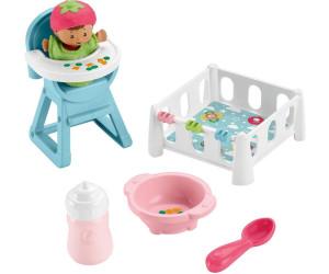 Mattel Little People Babys Snack & Schlaf