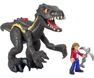 Mattel Imaginext Jurassic World Indoraptor & Maisie