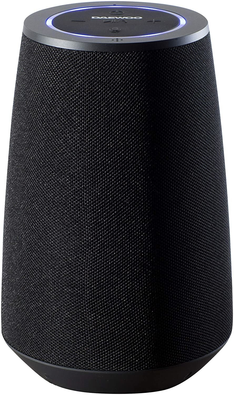 Image of Daewoo AVS1364 Fabric Bluetooth Speaker