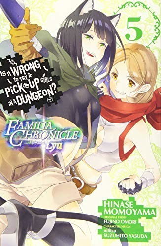 Image of Is It Wrong to Try to Pick Up Girls in a Dungeon? Vol. 5