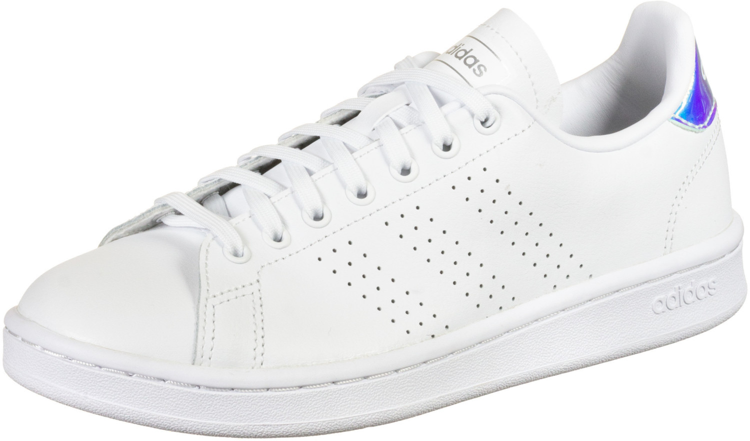 Image of Adidas Advantage Sneaker white/silver (EE9690)