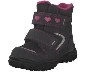 Superfit Mädchen Winterboots Husky 1-000045-5000 Gore-Tex beere-rosa Größe 25-30