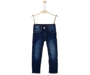 M/ädchen Blau 146 SLIM s.Oliver Junior 401.10.002.26.180.2019124 Jeans