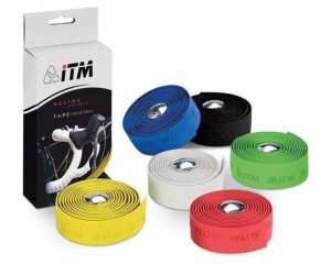 ITM Handlebar Tape Cork One Size Red