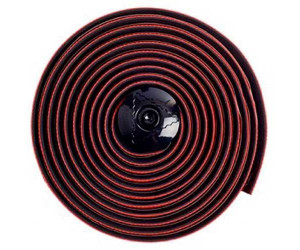Fabric Knurl Tape One Size Red