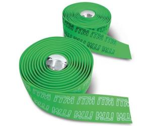 ITM Handlebar Tape Eva Tape 3d One Size Green / Logo White