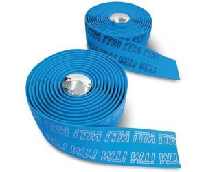 ITM Handlebar Tape Eva Tape 3d One Size Blue / Logo Black