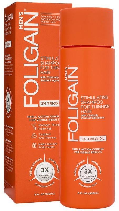 Foligain Shampoo 2% Trioxidil Men (236 ml)