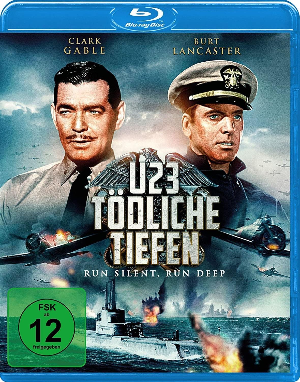 U 23 - Tödliche Tiefen [Blu-ray]