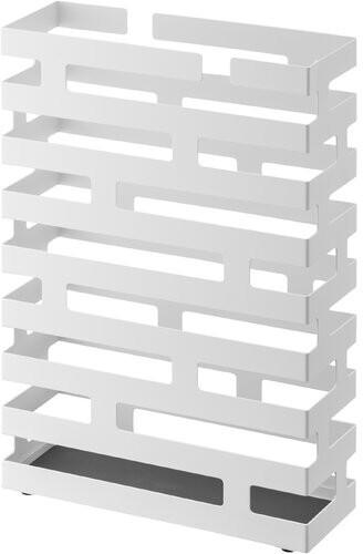 YAMAZAKI Schirmständer L weiß (02360)