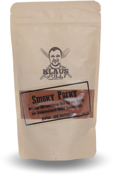 Klaus grillt Smoky Porky Rub (250g)