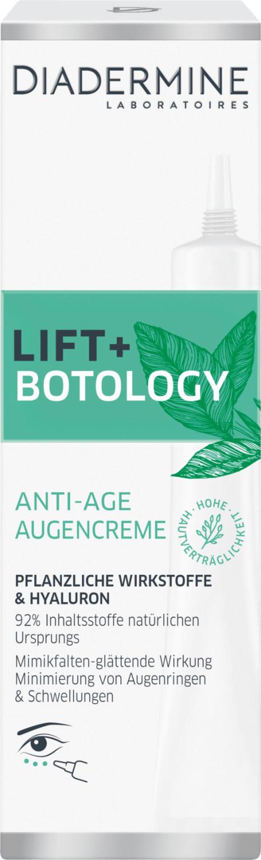 Diadermine Lift+ Botology Anti-Age Augencreme (15ml)