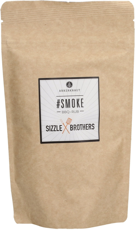 Ankerkraut #Smoke BBQ-Rub (250g)