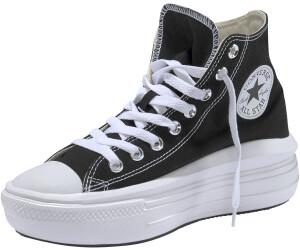 Espinoso genéticamente pueblo  Converse Chuck Taylor All Star Move black/white (568497C) desde 67,60 €    Compara precios en idealo