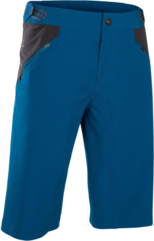ion Traze AMP Fahrradshorts Long Herren ocean blue