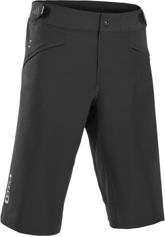 ion Scrub AMP Fahrradshorts Long Herren black