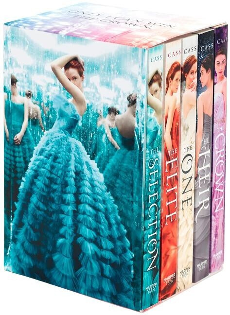 Image of The Selection 1-5 Box Set (ISBN: 9780062651631)