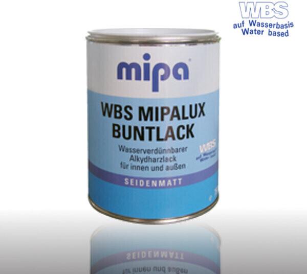 mipa WBS Mipalux Buntlack 750 ml