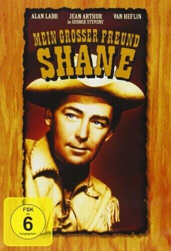 Mein Großer Freund Shane [DVD]