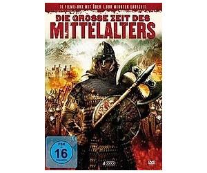 Die Große Zeit Des Mittelalters [DVD]