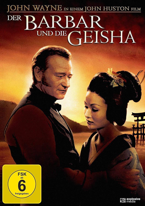 Der Barbar Und Die Geisha [DVD]
