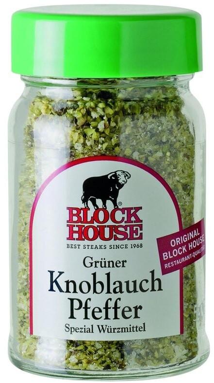 Block House Grüner Knoblauch Pfeffer (50g)