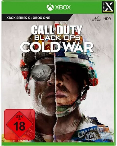 Call of Duty: Black Ops - Cold War (Xbox Series X)