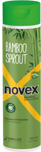 Novex Bamboo Sprout Shampoo (300 ml)